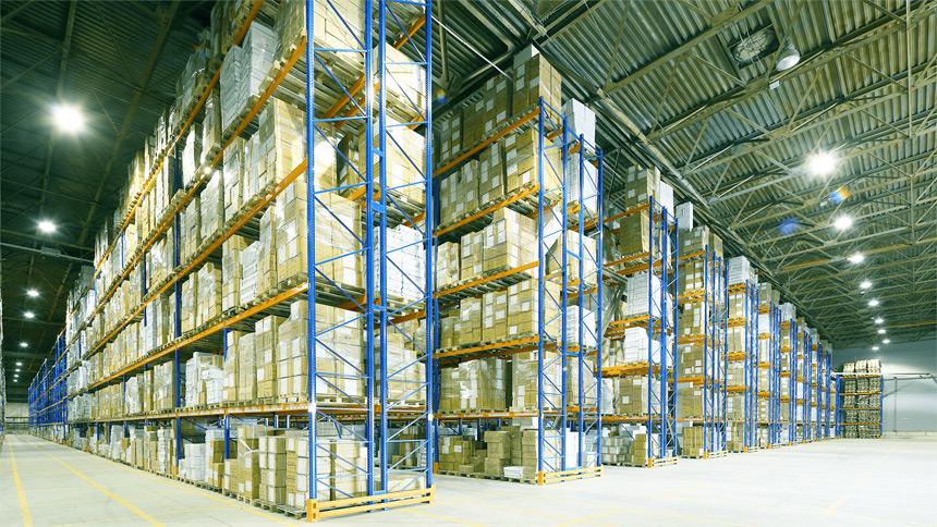 объем городских складов увеличится на 20-30%